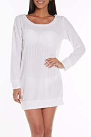 Jordan Taylor Long Sleeve Coverup - Product Mini Image