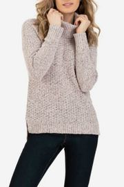 Tribal Long sleeve cowl neck sweater - Product Mini Image