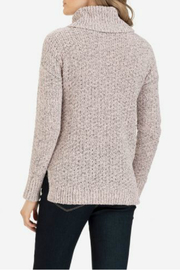 Tribal Long sleeve cowl neck sweater - Front full body