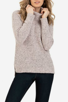 Tribal Long sleeve cowl neck sweater - Product List Image