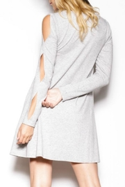 Pink Martini Long Sleeve Dress - Side cropped