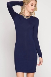 Abeauty by BNB Long Sleeve Dress - Product Mini Image