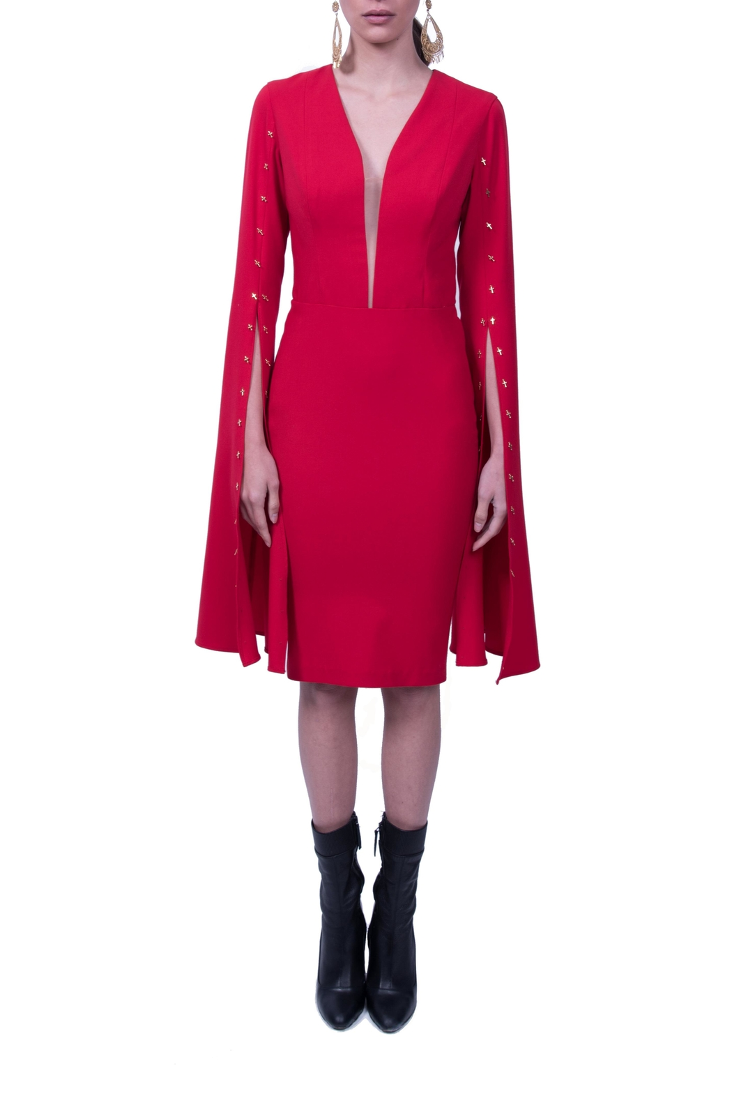 4f0bf2b6f1f Viesca y Viesca Long Sleeve Dress from Mexico — Shoptiques