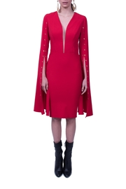 Viesca y Viesca Long Sleeve Dress - Front cropped