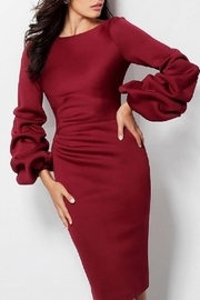 Jovani Long Sleeve Dress - Product Mini Image