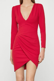 BCBG MAXAZRIA Long Sleeve Dress - Product Mini Image