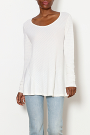 Cut Loose Long Sleeve Gore Top - Product Mini Image