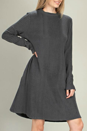 Mittoshop Long sleeve knit dress - Product Mini Image