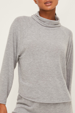 Lush  Long Sleeve Knit Top - Product List Image