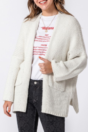 HYFVE Long Sleeve Open Front Cardi - Product Mini Image
