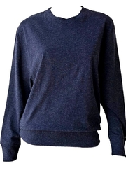 Vince Long Sleeve Pullover - Product Mini Image