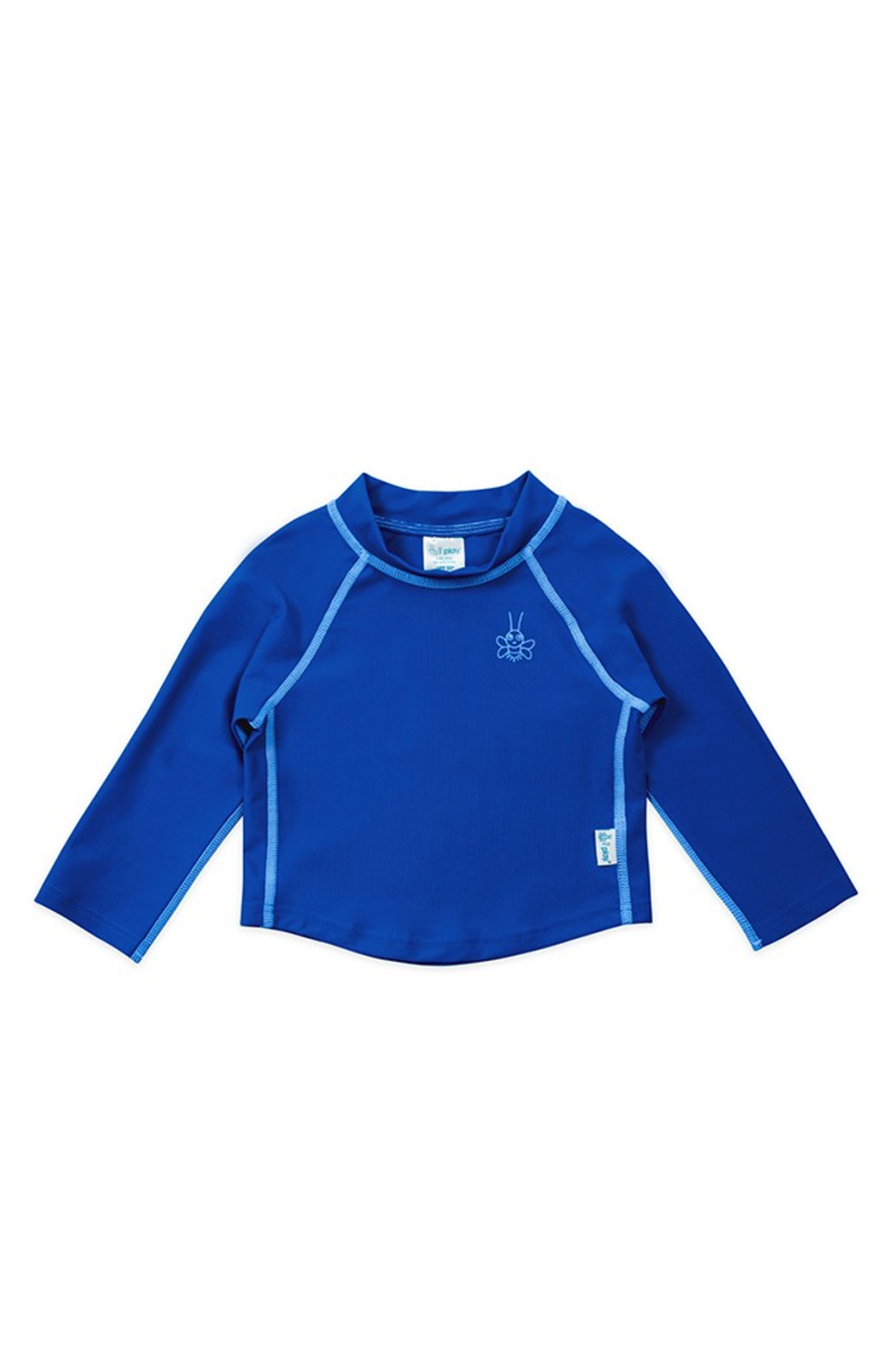 Iplay Long Sleeve Rashguard - Front Cropped Image
