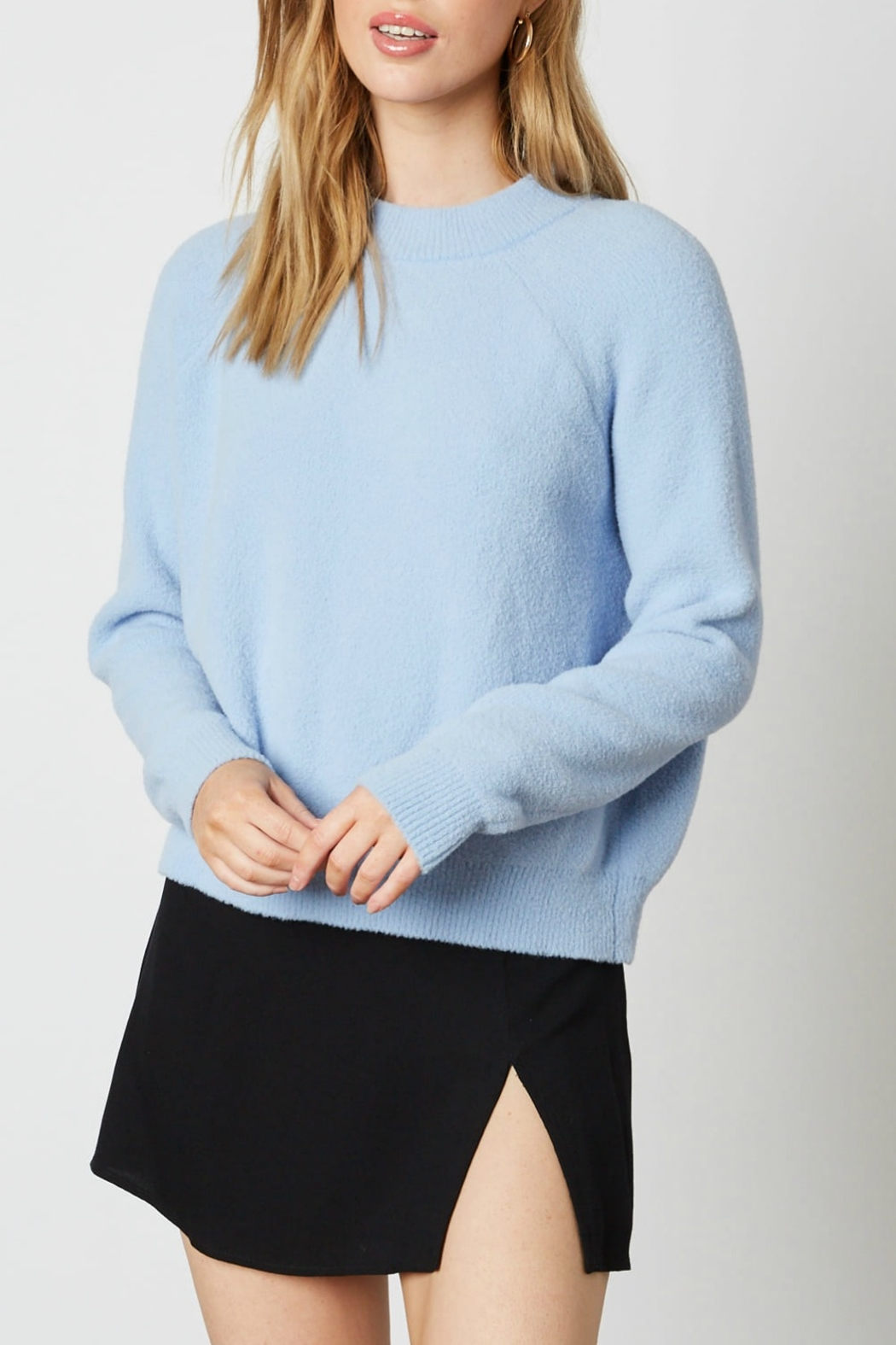 Cotton Candy Long sleeve sweater - Main Image