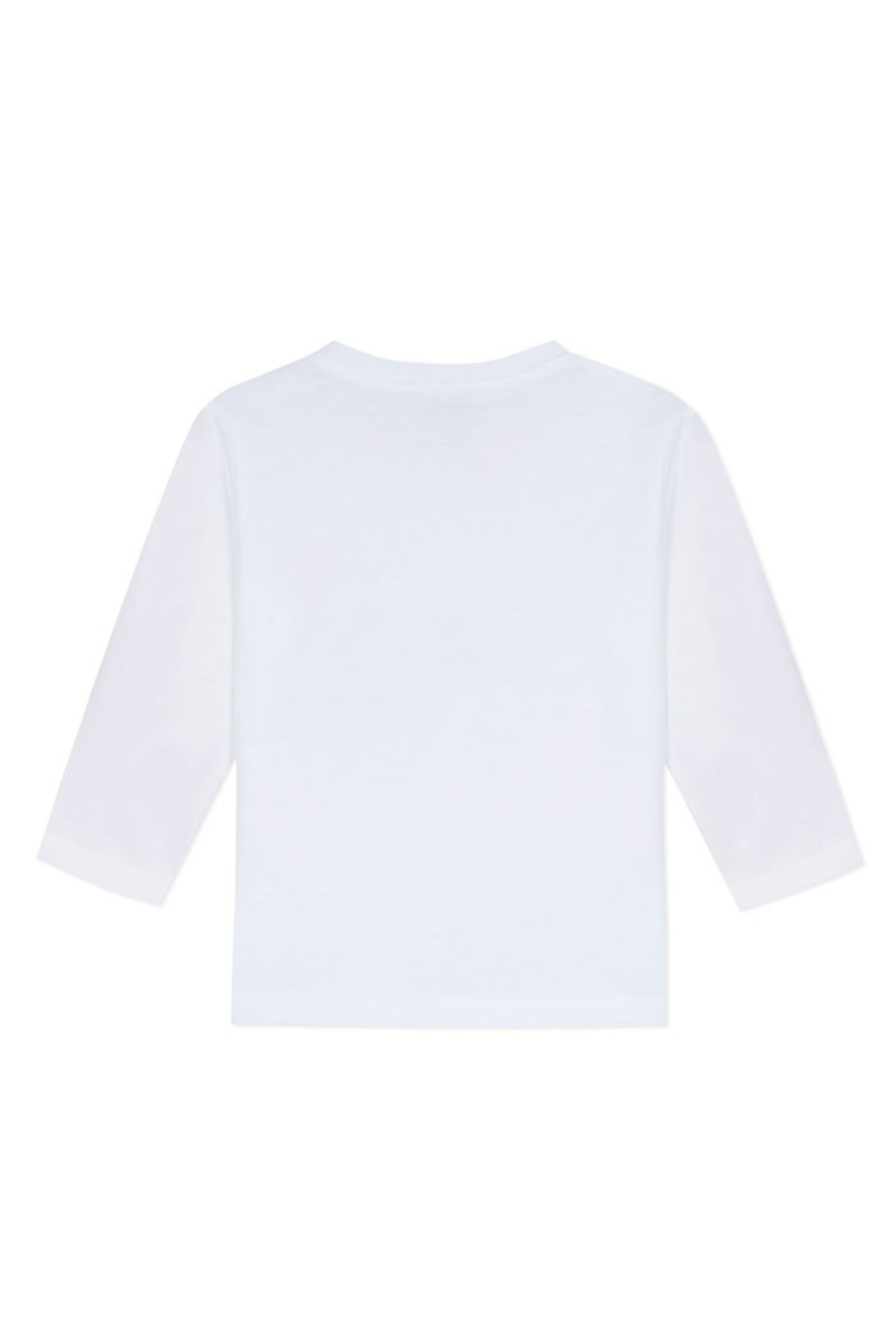 Paul Smith Junior Long Sleeve T Shirt - Front Full Image