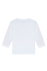 Paul Smith Junior Long Sleeve T Shirt - Front full body