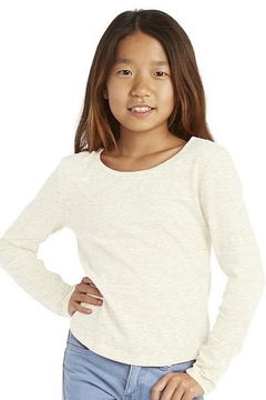 Cutie Patootie Long Sleeve Tee - Product List Image