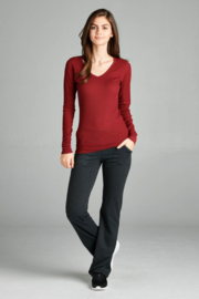 Active Basic Long sleeve Thermal - Side cropped