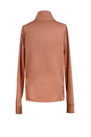 Helena Jones Long Sleeve Top - Front full body