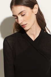 Vince Long Sleeve Top - Front cropped