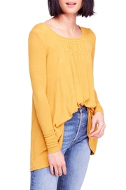 Free People Long Sleeve Top - Product Mini Image