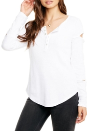 Chaser Long Sleeve Top - Product Mini Image