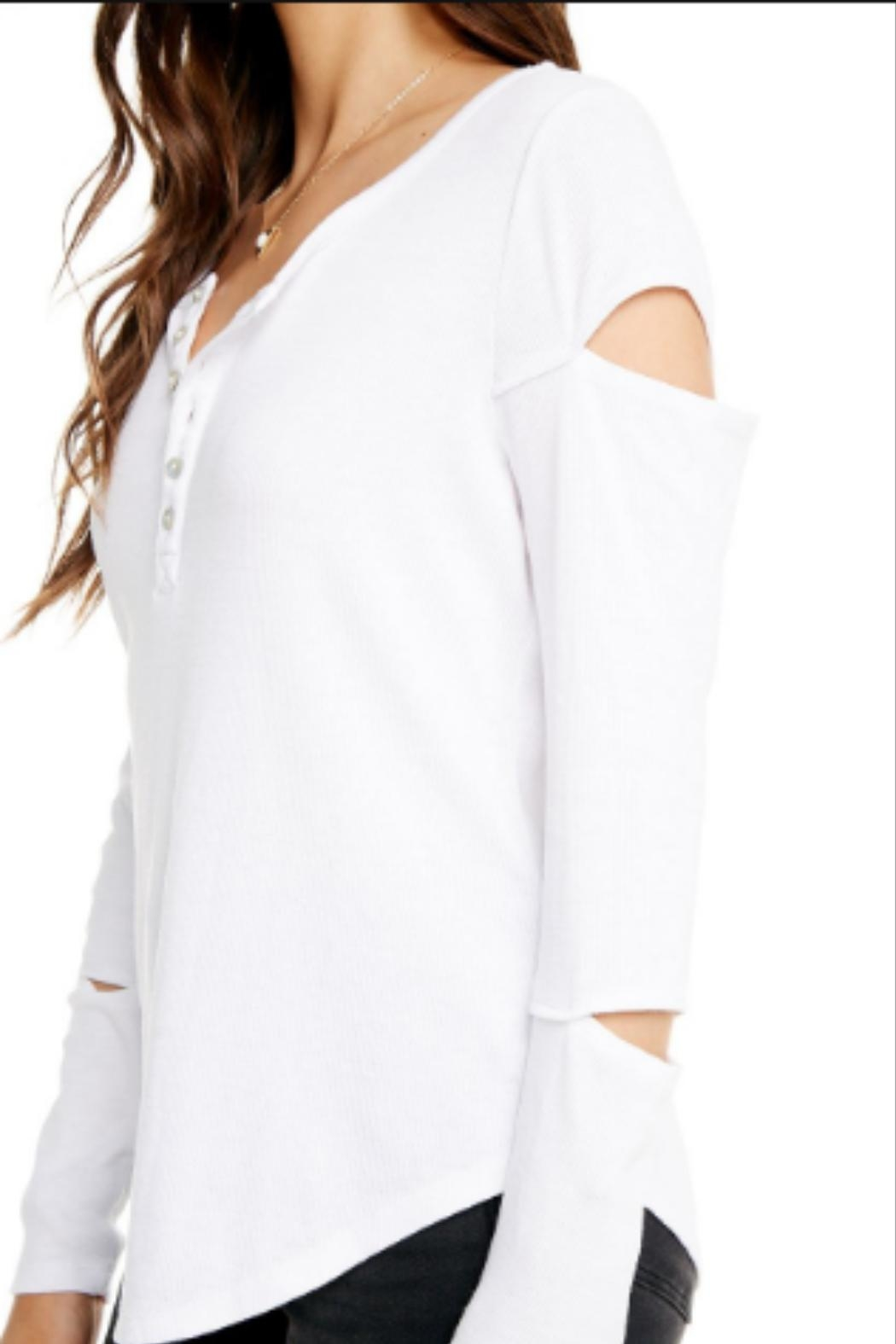 Chaser Long Sleeve Top - Front Full Image