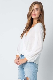 Style Rack Long Sleeve Top - Front full body