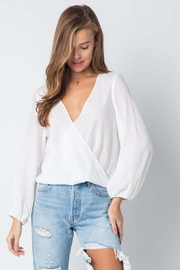 Style Rack Long Sleeve Top - Front cropped