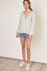 Mustard Seed  Long Sleeve Top - Front cropped