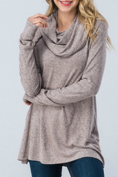Shoptiques Product: Long Sleeve Tunic