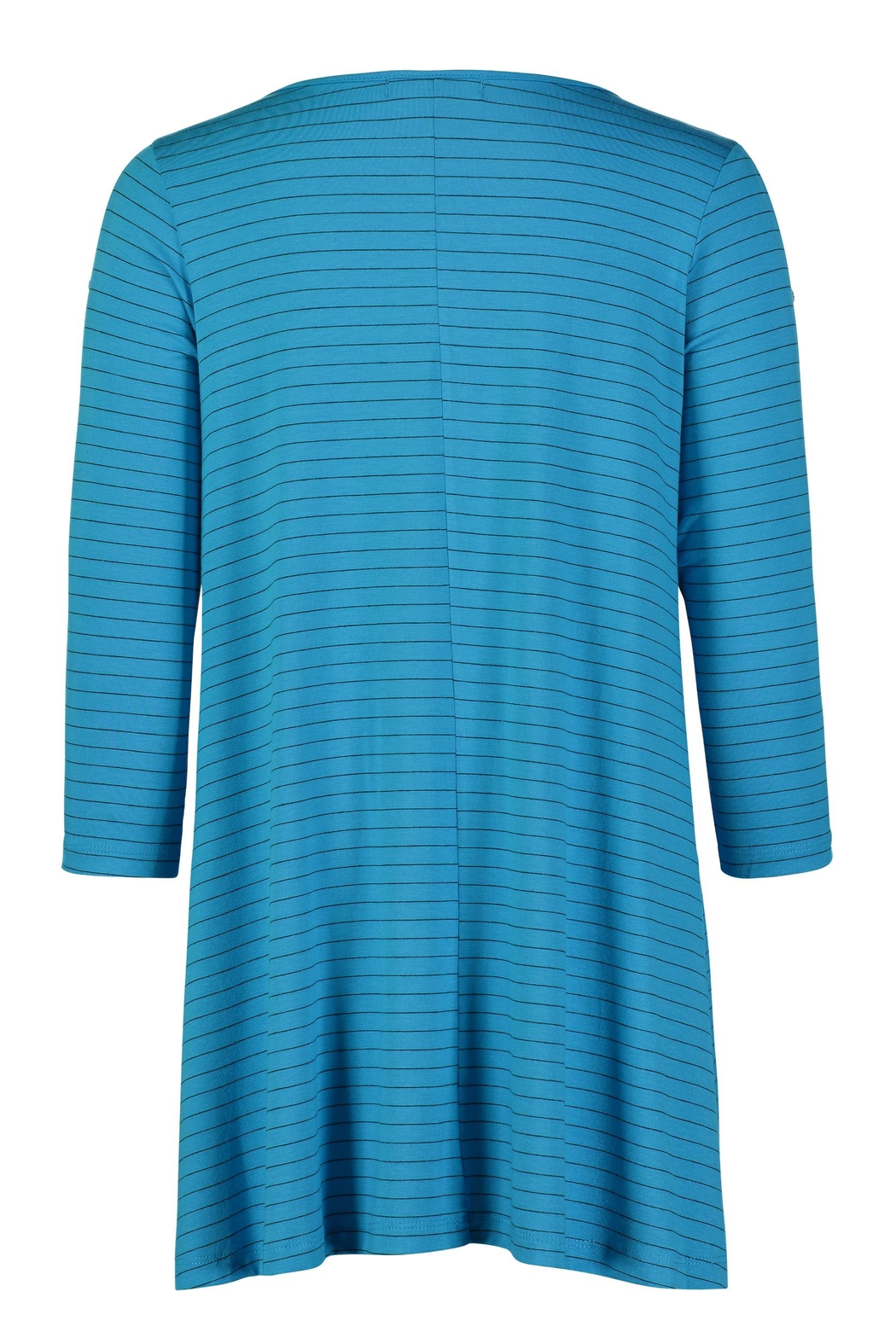 Comfy USA Long Sleeve Tunic - Front Full Image