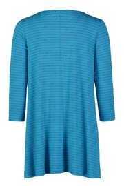 Comfy USA Long Sleeve Tunic - Front full body