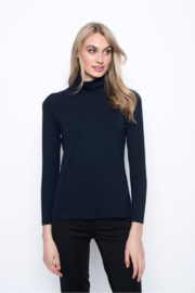 Picadilly Long Sleeve Turtleneck Top - Product Mini Image