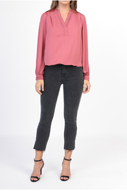 Current Air V-neck Top - Product Mini Image
