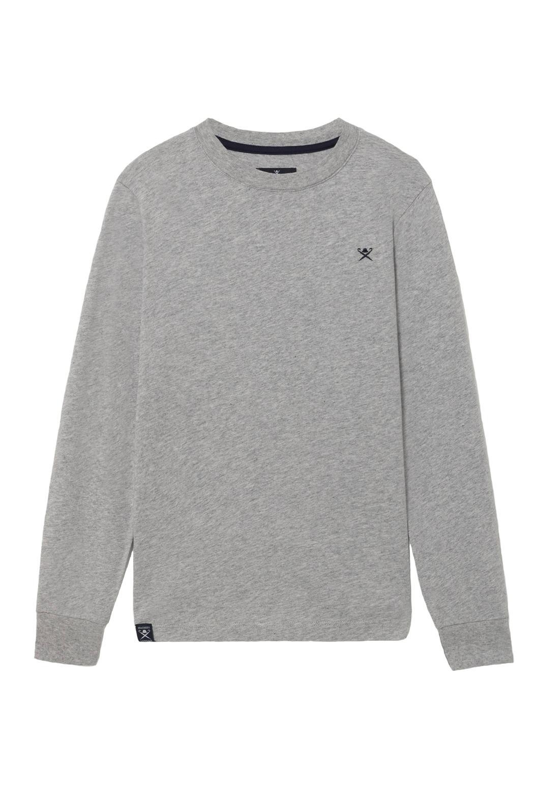 Hackett Long Sleeved Tee. - Main Image