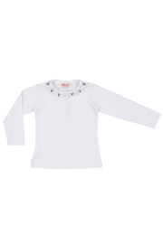 Malvi & Co. Long Sleeved Top. - Front cropped