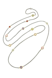 Wild Lilies Jewelry  Long Station Necklace - Product Mini Image