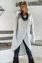 Unknown Factory Long Sweater - Product Mini Image