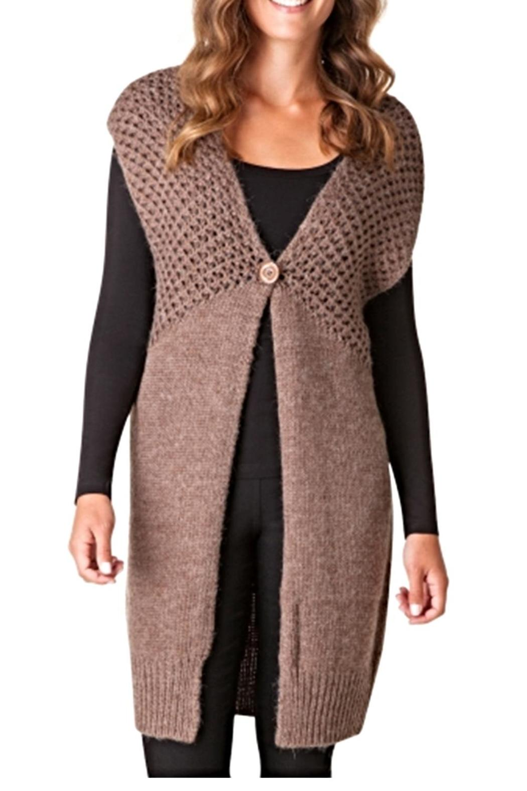 Long Sweater Vest from Chicago by What She Wants Boutique — Shoptiques