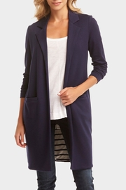 Tart Collections Long Terry Blazer - Product Mini Image