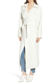 Kendall + Kylie Long Trench Coat - Product Mini Image
