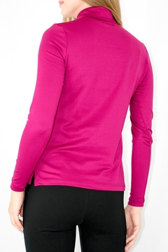 A'Nue Ligne Longlsleeve Classic Turtleneck - Alternate List Image