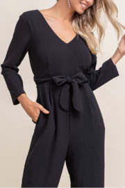 Lush  Longsleeve jumpsuit - Side cropped