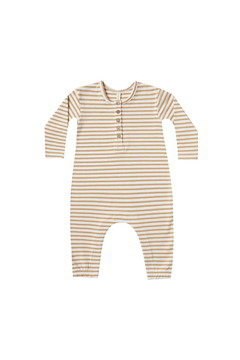 Quincy Mae Longsleeve Jumpsuit - Product List Image