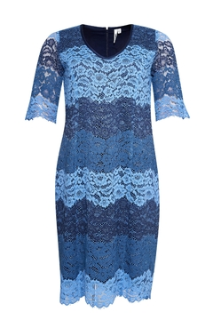 Shoptiques Product: Lace Sleeve Dress