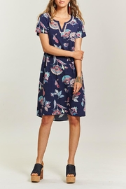 Loobies Story Modern Print Dress - Front cropped