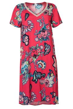 Loobies Story Silk Printed Dress - Product List Image