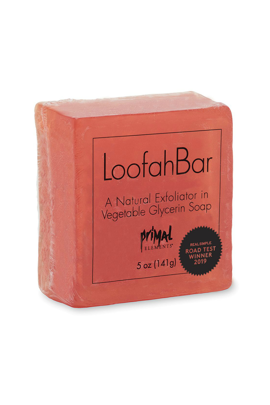 Primal Elements LOOFA BAR SOAP CUPCAKE - Front Cropped Image