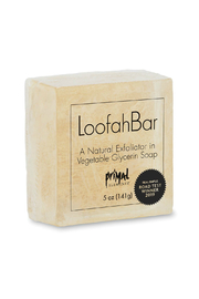 Primal Elements LOOFA BAR SOAP SALTED LEMONADE - Product Mini Image
