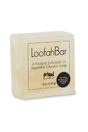 Primal Elements LOOFAH BAR SOAP APRICOT ISLAND - Front cropped